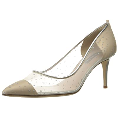 SJP by Sarah Jessica Parker Women's Glass 70 Pointed Toe Dress Pump | Pumps