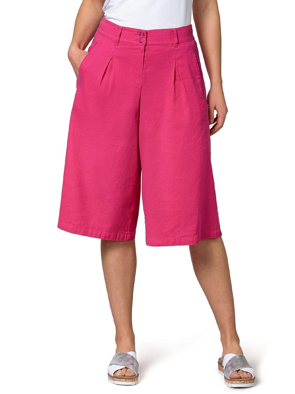 Walbusch - Falda de Lino para Mujer, Talla Normal, monocromática ...