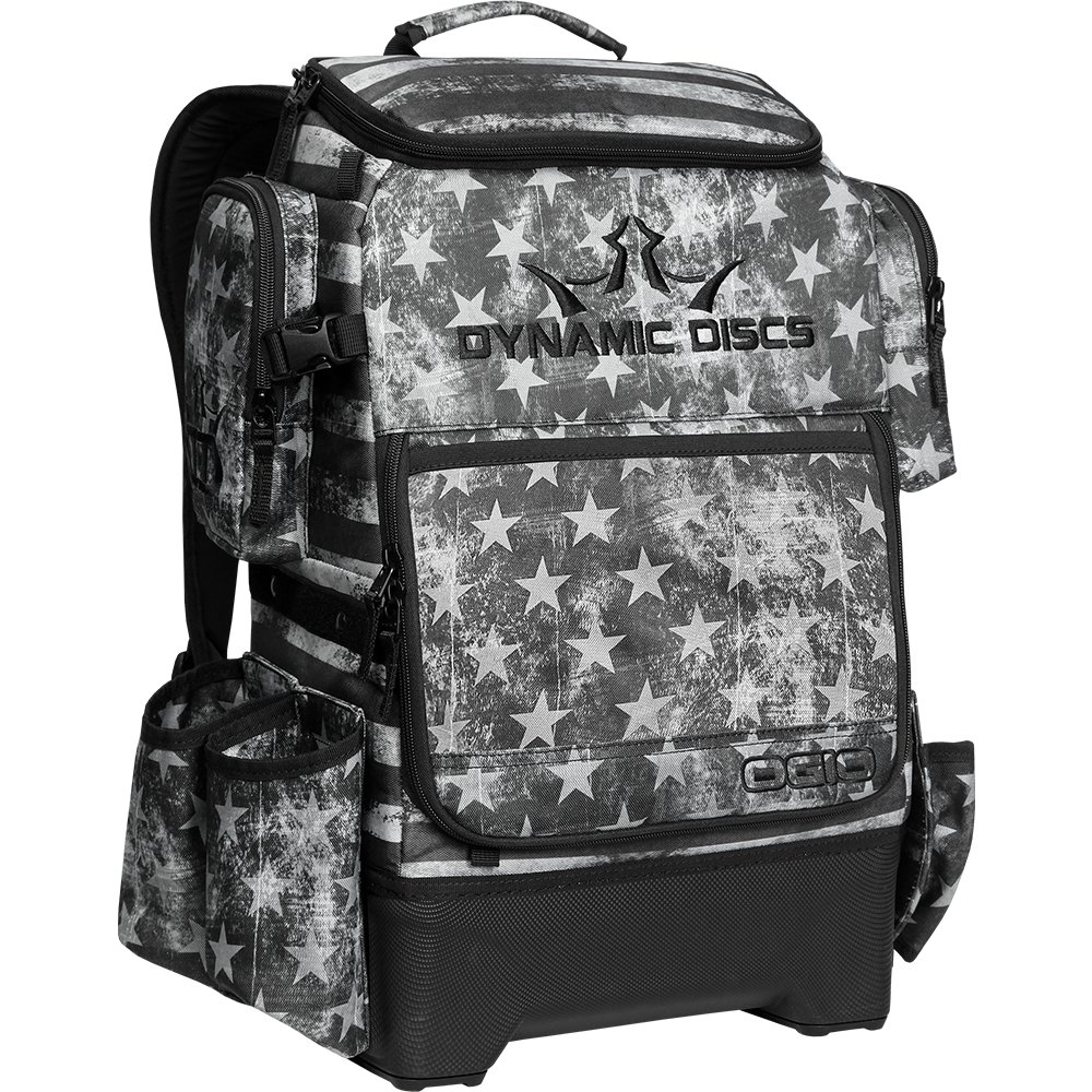 Dynamic Discs Ranger H2O Backpack Disc Golf Bag (Special Ops) by OGIO