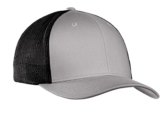 2344eb4ba2150 Joe s USA Mesh Back Flex-Fit Trucker Style Caps in 8 Colors at Amazon Men s  Clothing store