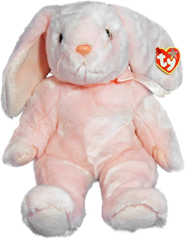 Ty Beanie Buddy FLIPPITY the Blue Easter Bunny