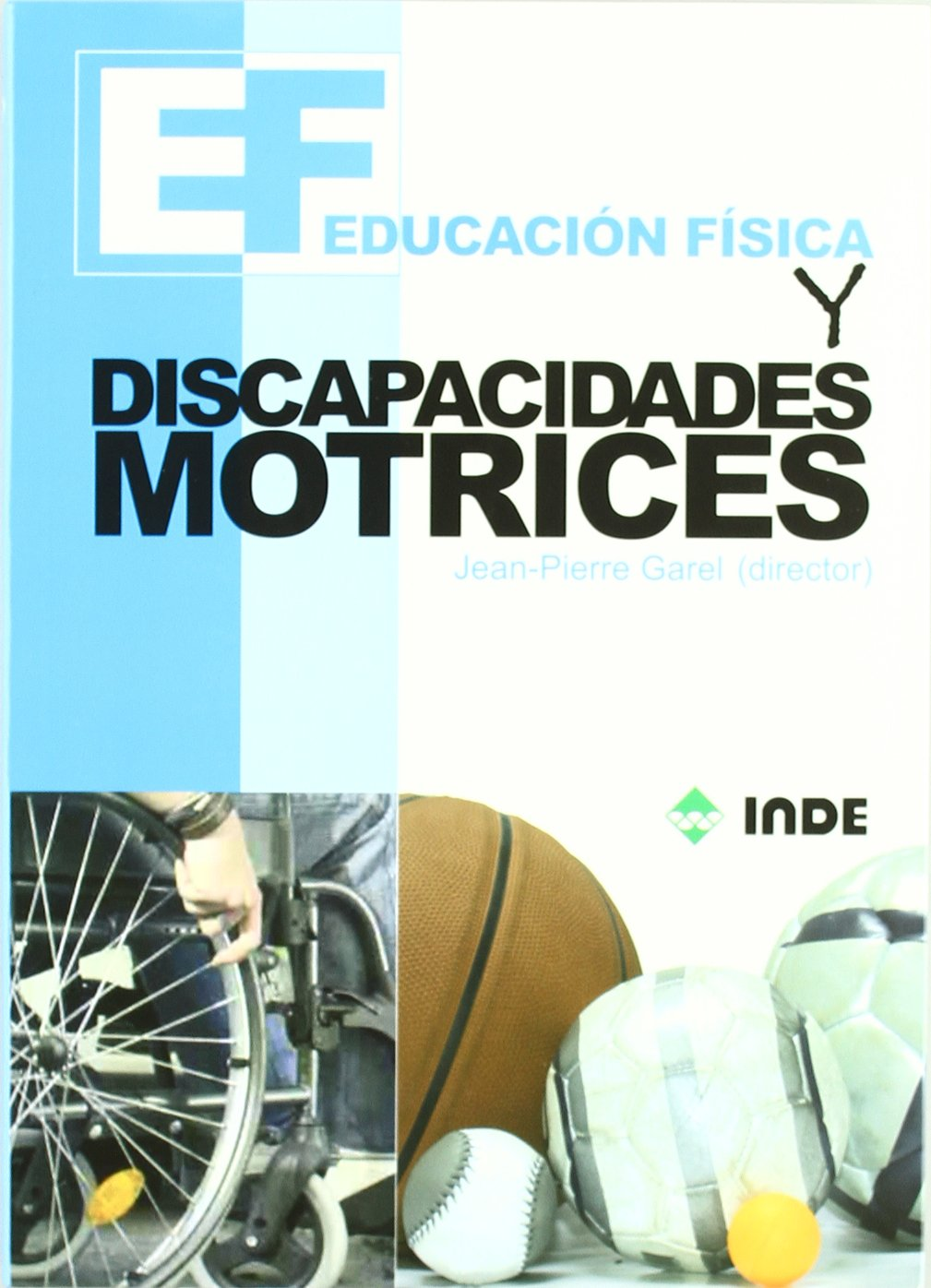 Educacion Fisica y Discapacidades Motrices (Spanish) Paperback – 2014