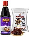 Lee Kum Kee Hoisin Sauce, 20OZ (1 Bottle)