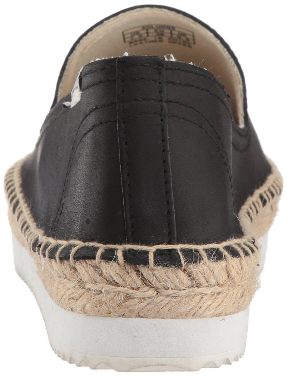 Soludos Women's MIX Sole Smkg Slipper Platform, Black, 8.5 B US by Soludos (Image #2)