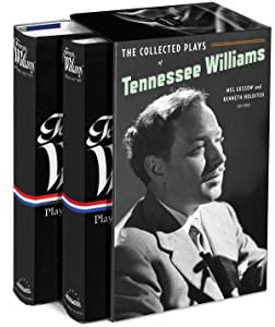 The Collected Plays of Tennessee Williams: A Library of America Boxed Set (The Library of America)