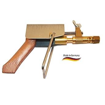 Exact de soldador Completo con grabadora, protector de viento y cobre pistón en forma de