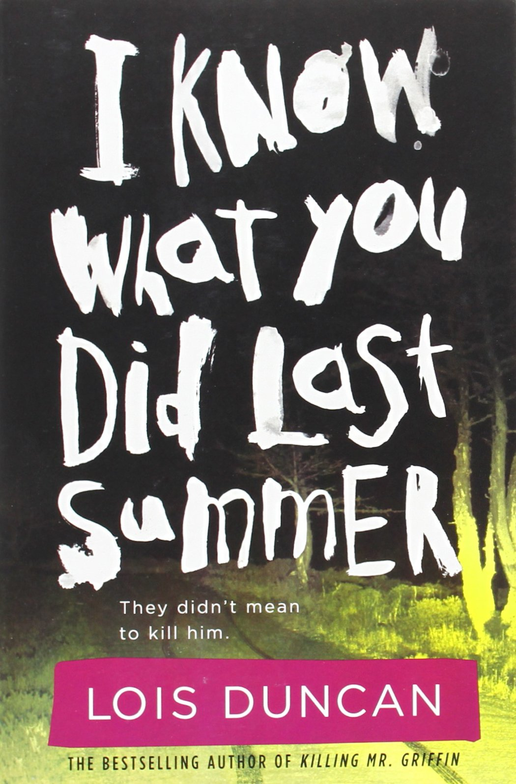 Image result for i know what you did last summer book