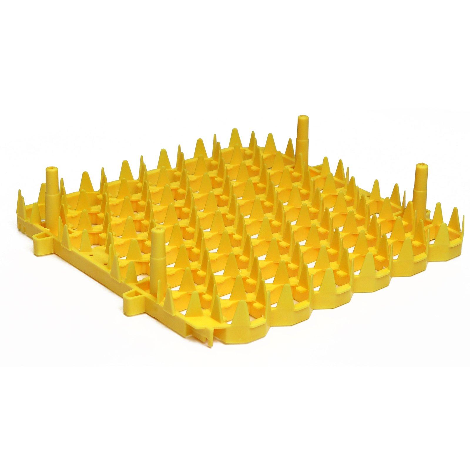 Set Of 6 Univerasl Egg Hatching Trays For Sportsman Incubators