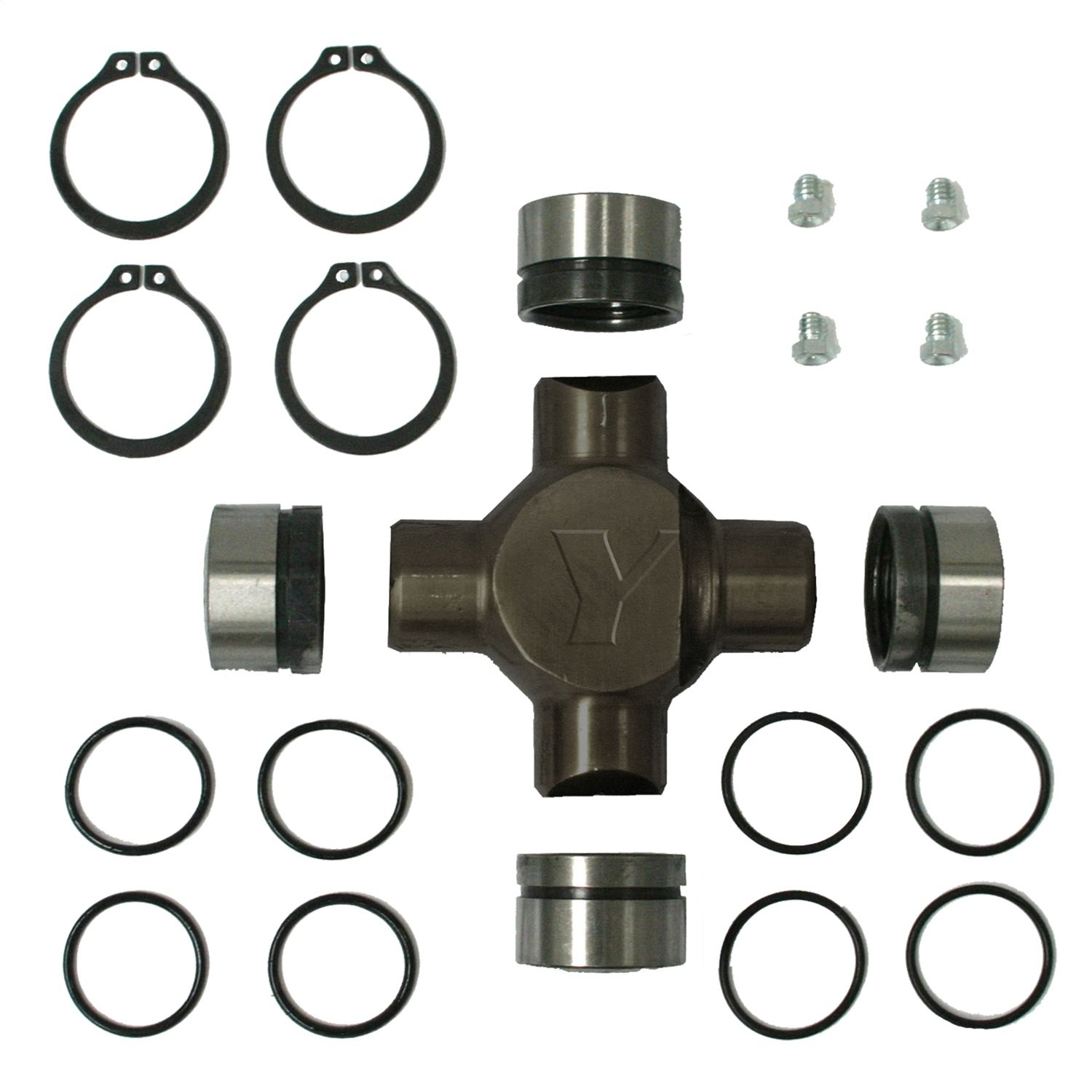 Yukon Gear & Axle (YP SJ-297X-201) Super Joint for Dana 30/44/GM 8.5 Differential