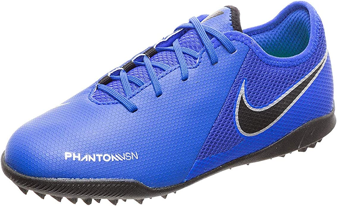 NIKE Youth Soccer Phantom Vision Academy Turf Shoes: Amazon.es: Zapatos y complementos