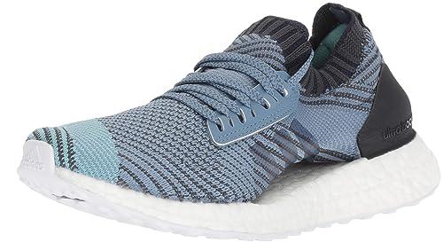 outlet store 909ee f1f36 Adidas Originals Ultraboost X - Zapatillas de Running para Mujer, Raw  Grey Carbon