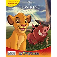 Disney Lion King My Busy Books