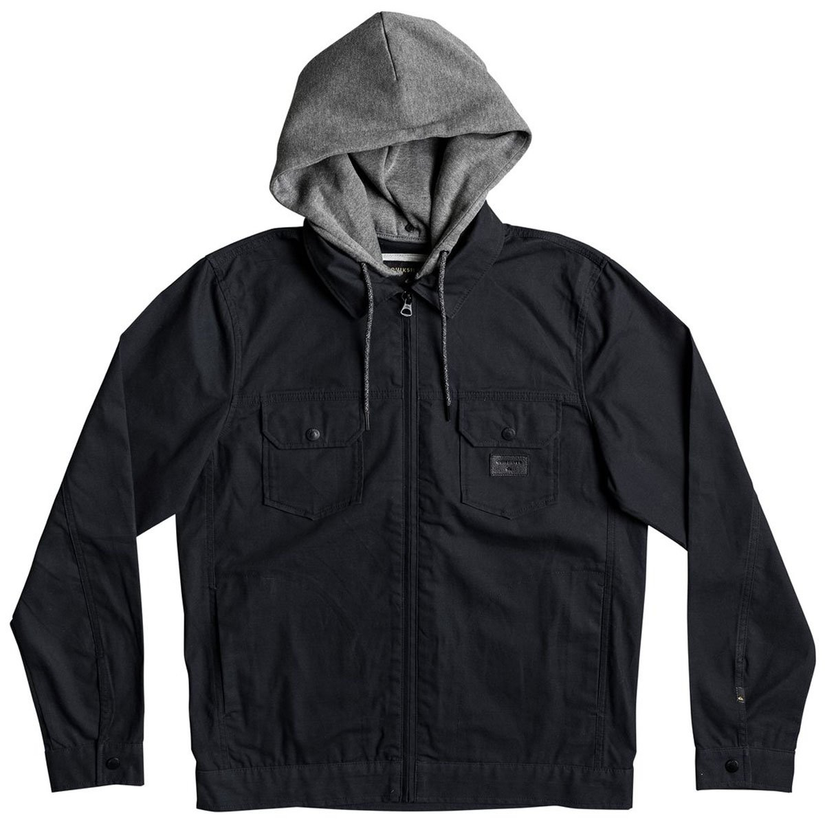 Quiksilver Men's Tionaga Bomber Insulated Jacket, Black, L by Quiksilver