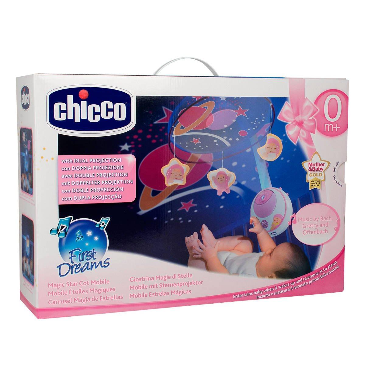 Chicco Mobile mit Sternenprojektor