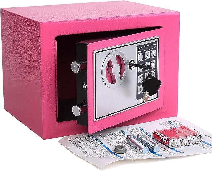Electronic Digital Safe Box Keypad Lock Security Home Office Cash Jewelry Gun