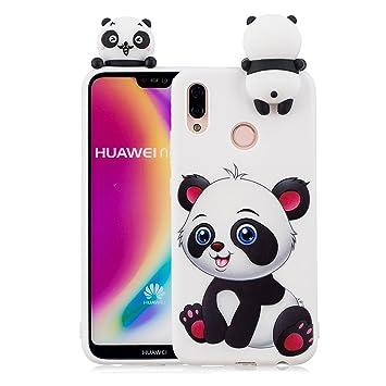 huawei p20 lite coque panda