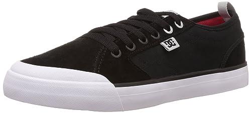 Chaussures Dc Zapatillas Evan 8d Noir Smith jeu meilleur endroit faible garde expédition d'origine à vendre CyQMh