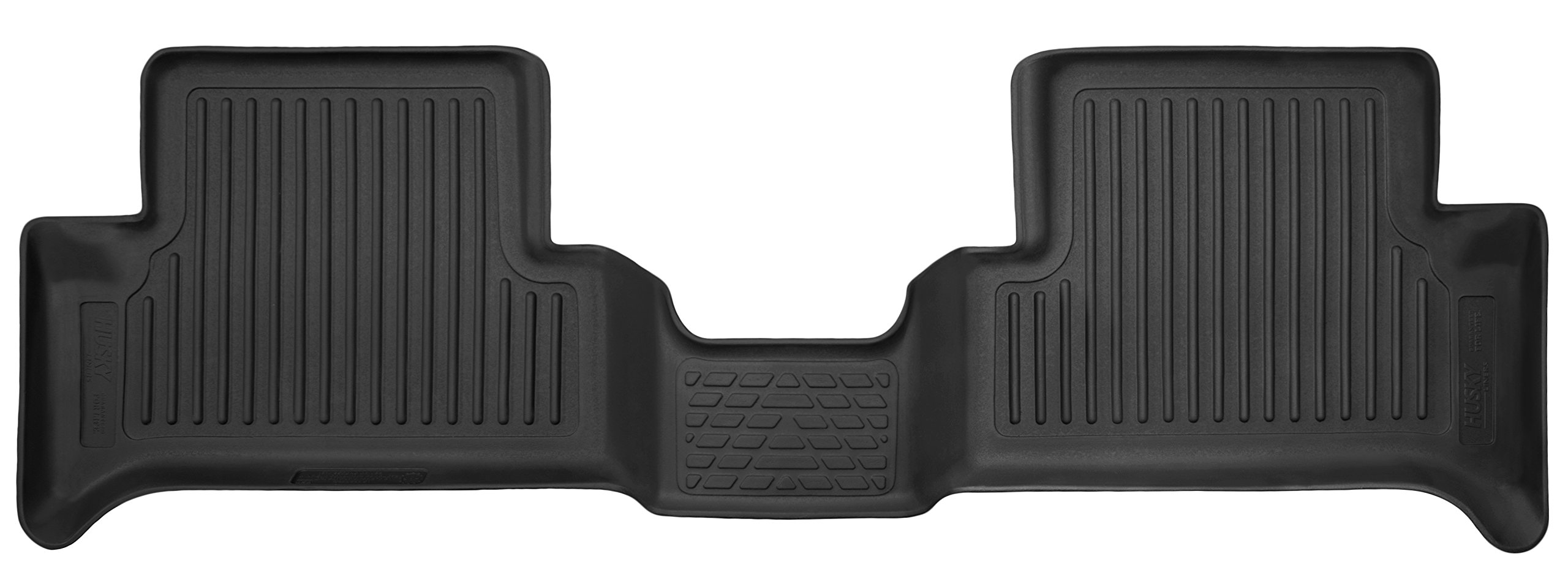 Husky Liner 53921s 2nd Seat Floor Liner Fits 15-16 Colorado Extended Cab