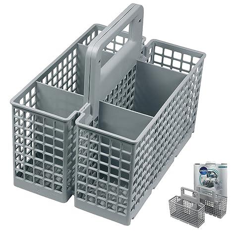 Cesta de cubiertos para lavavajillas Bauknecht, Laden, Whirlpool, Ignis, Ikea, Whirlpool