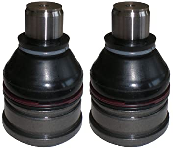 Set 2 Piece Suspension Ball Joint Front Lower-With 3 Year Warranty