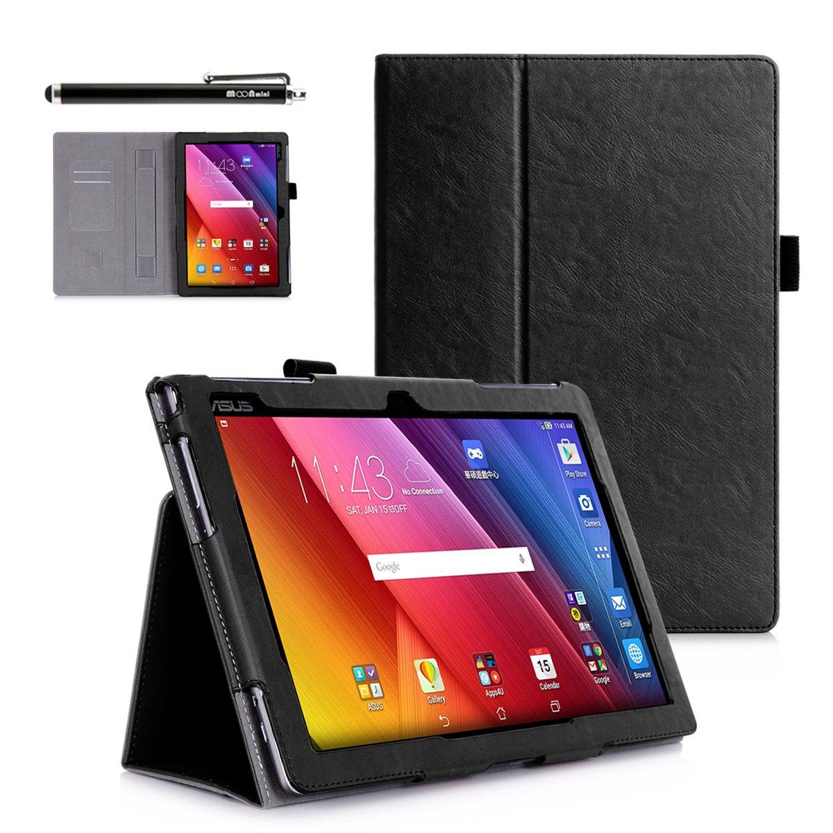 素晴らしい価格 Happon ASUS (ブルー), ZenPad 10 10.1インチ用 Z300C 10.1インチケース、ASUS ZenPad 10 10 Z300C 10.1インチカバー 薄型フリップカバーケース PUレザーアクセサリー電話ケース ASUS ZenPad 10 Z300C 10.1インチ用 (ブルー), ブラック, B472-GN-106 ブラック B07KSR9JW8, BELLE MONDE:3573d18a --- a0267596.xsph.ru