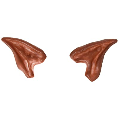 Forum Men's Pointed Ears Accessory - Brown: Toys & Games