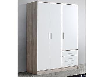 Kleiderschrank Schlafzimmerschrank Holzschrank Schrank Schlafzimmer ...