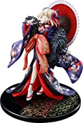KDcolle 劇場版Fate/stay night [Heaven's Feel] セイバーオルタ 着物Ver. 1/7スケール ABS&PVC製 塗装済み完成品フィギュア