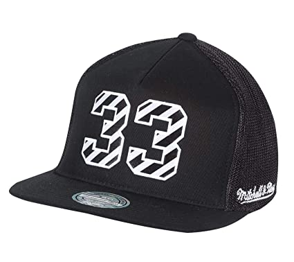 Gorras New York Knicks Hwc N&N Black 110 Trucker - Mitchell & Ness: Amazon.es: Ropa y accesorios
