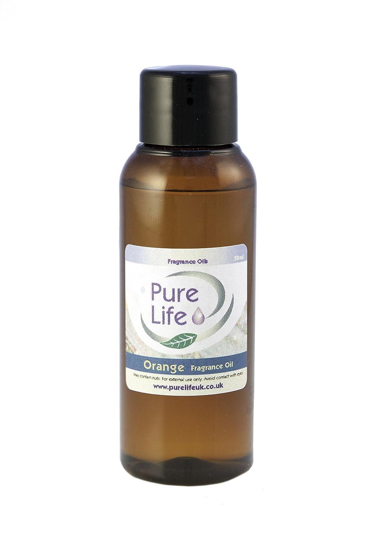 Orange Candle & Bath Making Fragrance Oil Scent Soap Bath Bomb (10ml) Pure Life