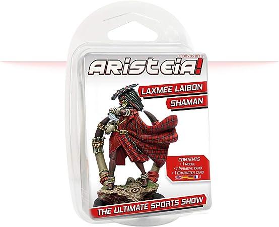 Corbus Belli Aristeia Laxmee Laibon Shaman - Expansión Juego de Mesa [Castellano]: Amazon.es: Juguetes y juegos