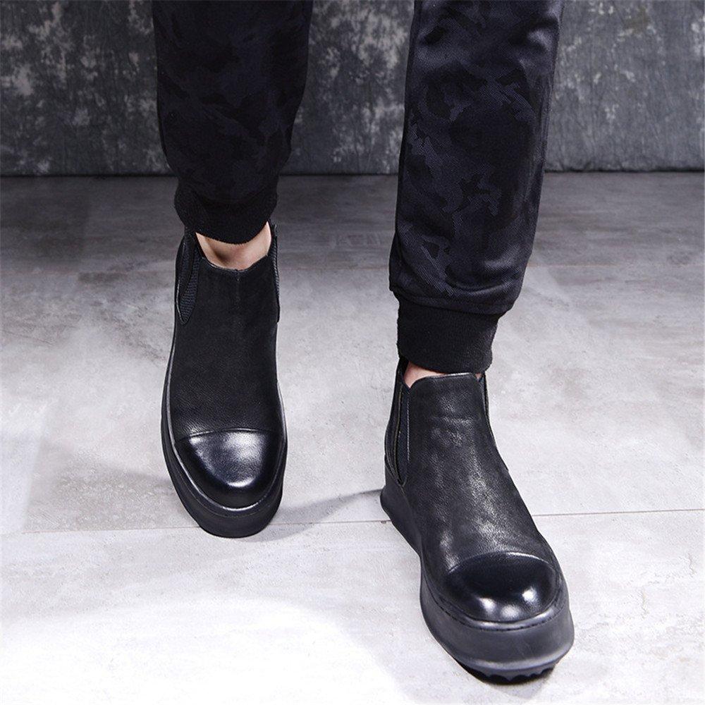 Männer - mode, freizeit - schuhe, martin stiefel, englisch englisch englisch wind stiefel und männer hohe jetzt schnee in herbst und winter,schwarz,42 eb1394