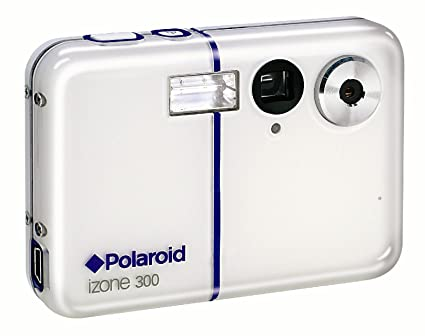 be3f2f6a1b Image Unavailable. Image not available for. Color: Polaroid iZone 300 3.2MP  Slim Design Digital Camera
