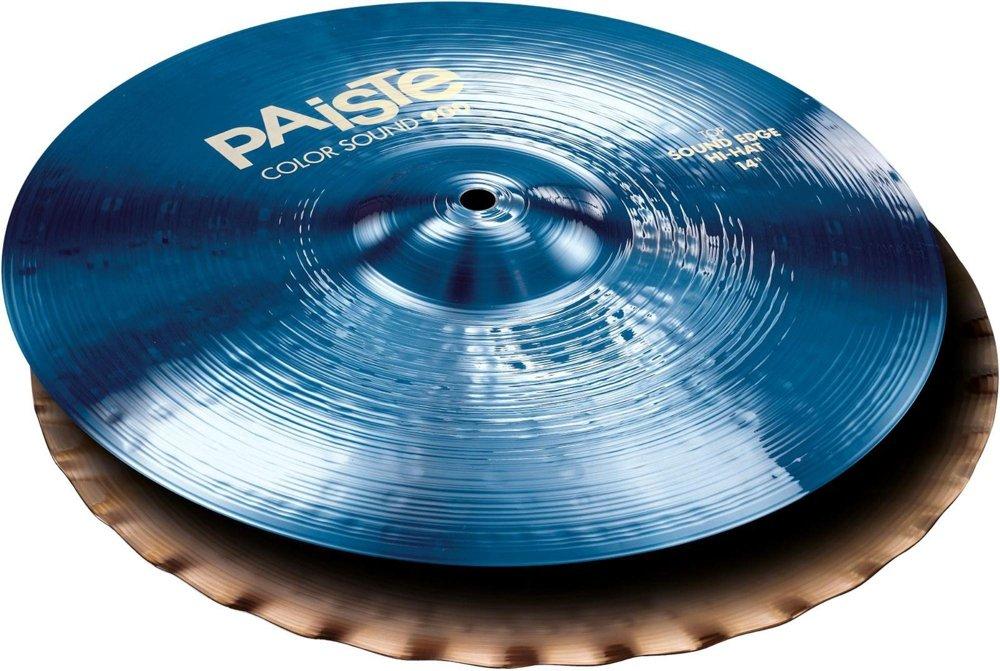 CS 900 Sound Edge HiHat 14  Colore Sound blu