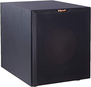 "Klipsch Reference R-10SW 10"" 300w Powered Subwoofer (Black)"