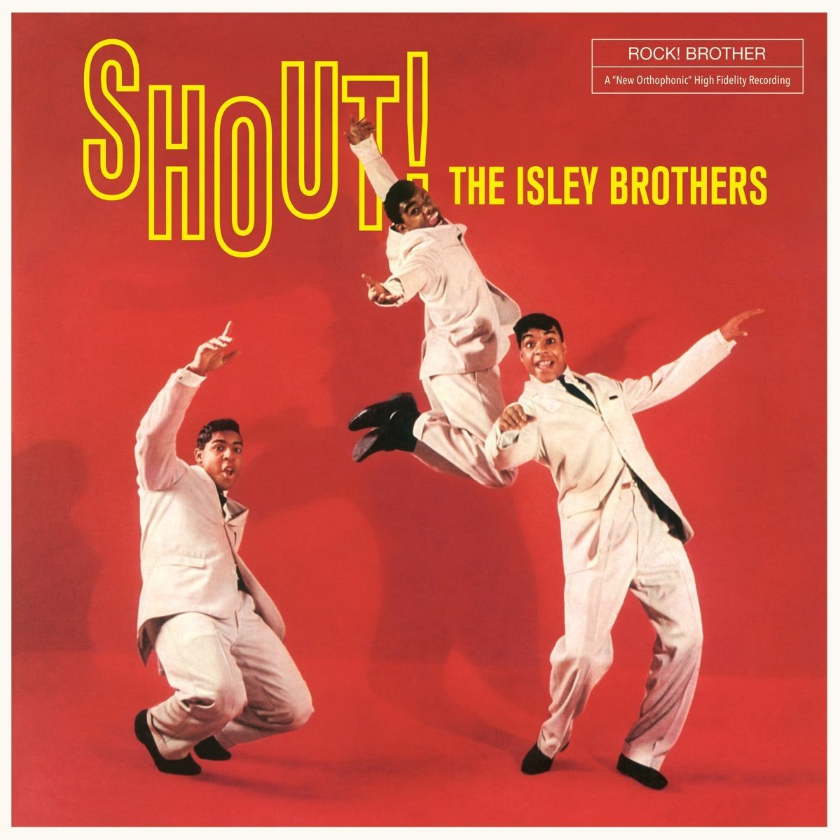 Vinilo : The Isley Brothers - Shout! + Bonus Tracks (Bonus Tracks, 180 Gram Vinyl, Spain - Import)