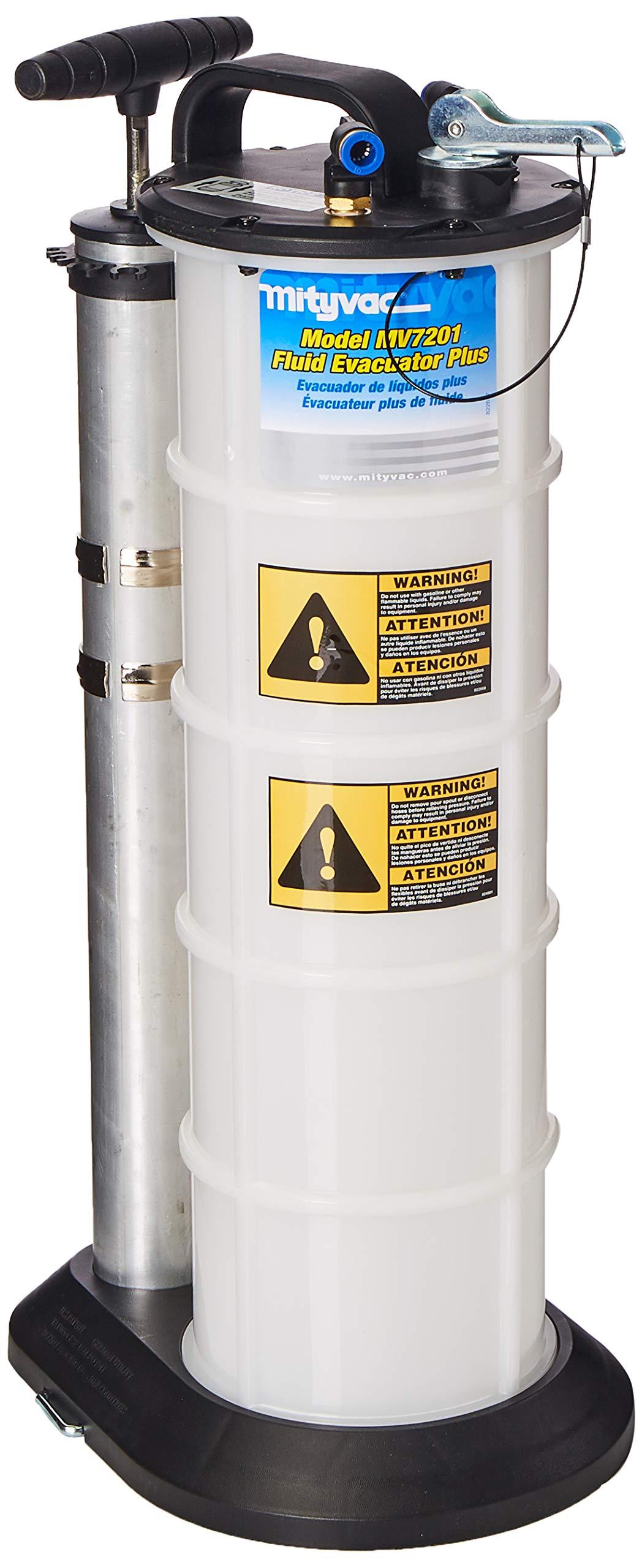 Mityvac 7201 Fluid Evacuator Plus by Mityvac