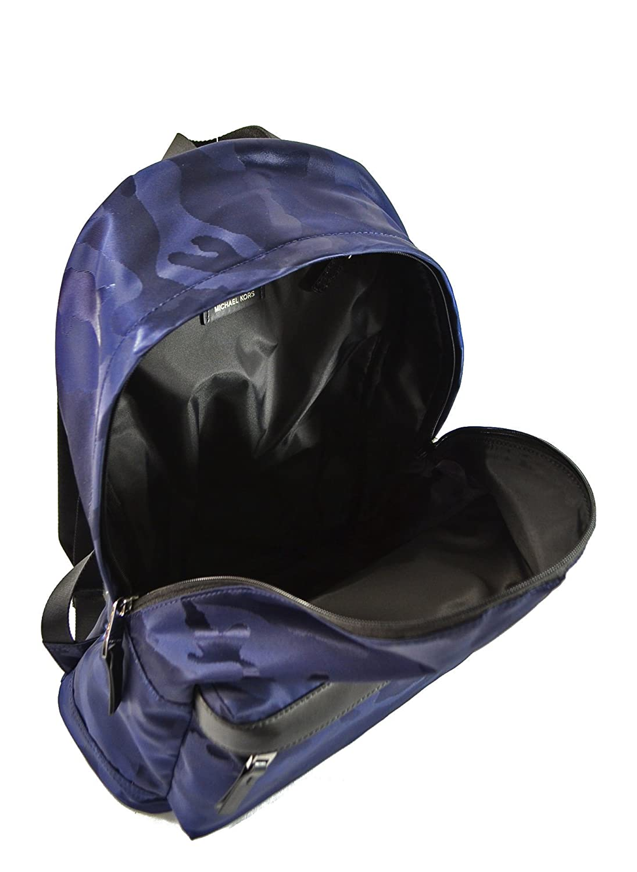 0142a538bce4 Amazon.com | Michael Kors Kent Nylon Backpack For Work School Office Travel  (Black) | Casual Daypacks