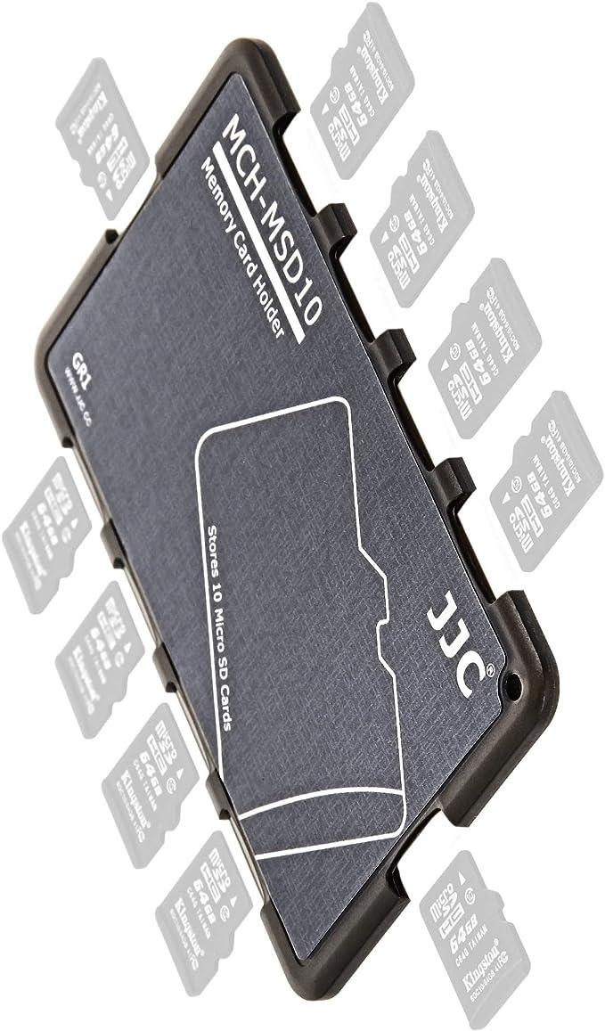Soporte para Tarjeta De Memoria | Extremadamente Compacto | Caja ...