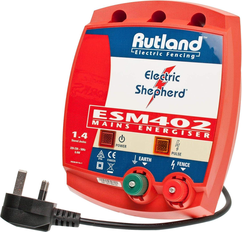 Rutland ESM 402 Mains Fence Energiser