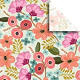 Gypsy Floral | 48 Sheets | 15 Inch x 20 Inch | Premium Quality Print Tissue | Colors of Rainbow