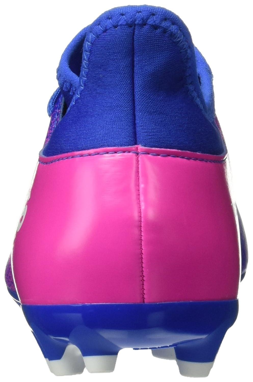 Herren Adidas X 16.3 Artificial Ground Blau Shock Rosa Weiß BB5661 Fußball Schuhe Einzigartig Designed