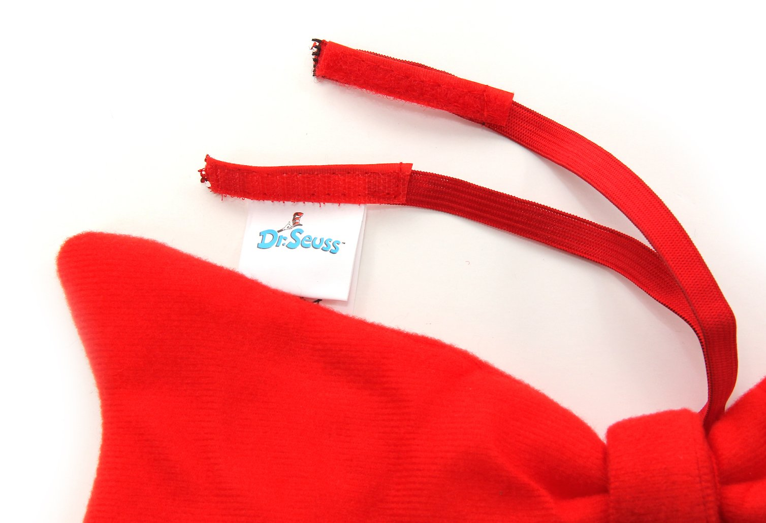 Dr. Seuss Cat in the Hat Costume Accessories Adults by elope