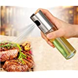 Mother's Day Portable Olive Oil Sprayer Oil Mister Kitchen and Grill Cooking Oil Trigger Sprayer Bottle