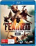 Fear The Walking Dead: Season 5 [5 Disc] (Blu-ray)