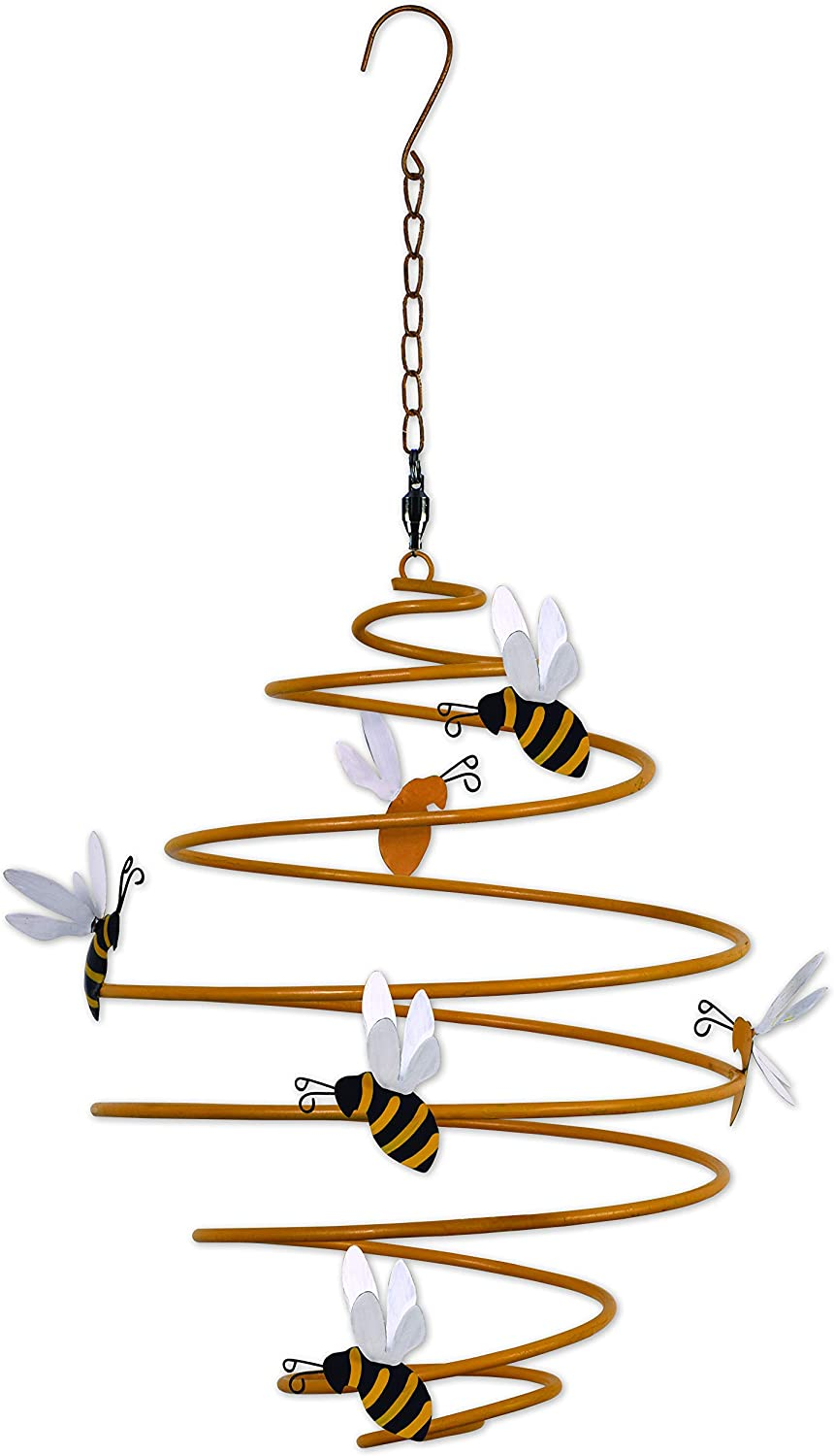 Sunset Vista 93301 Country Garden Wind Spinner, Beehive