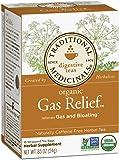 Traditional Medicinals Gas Relief Tea, 16 Tea Bags