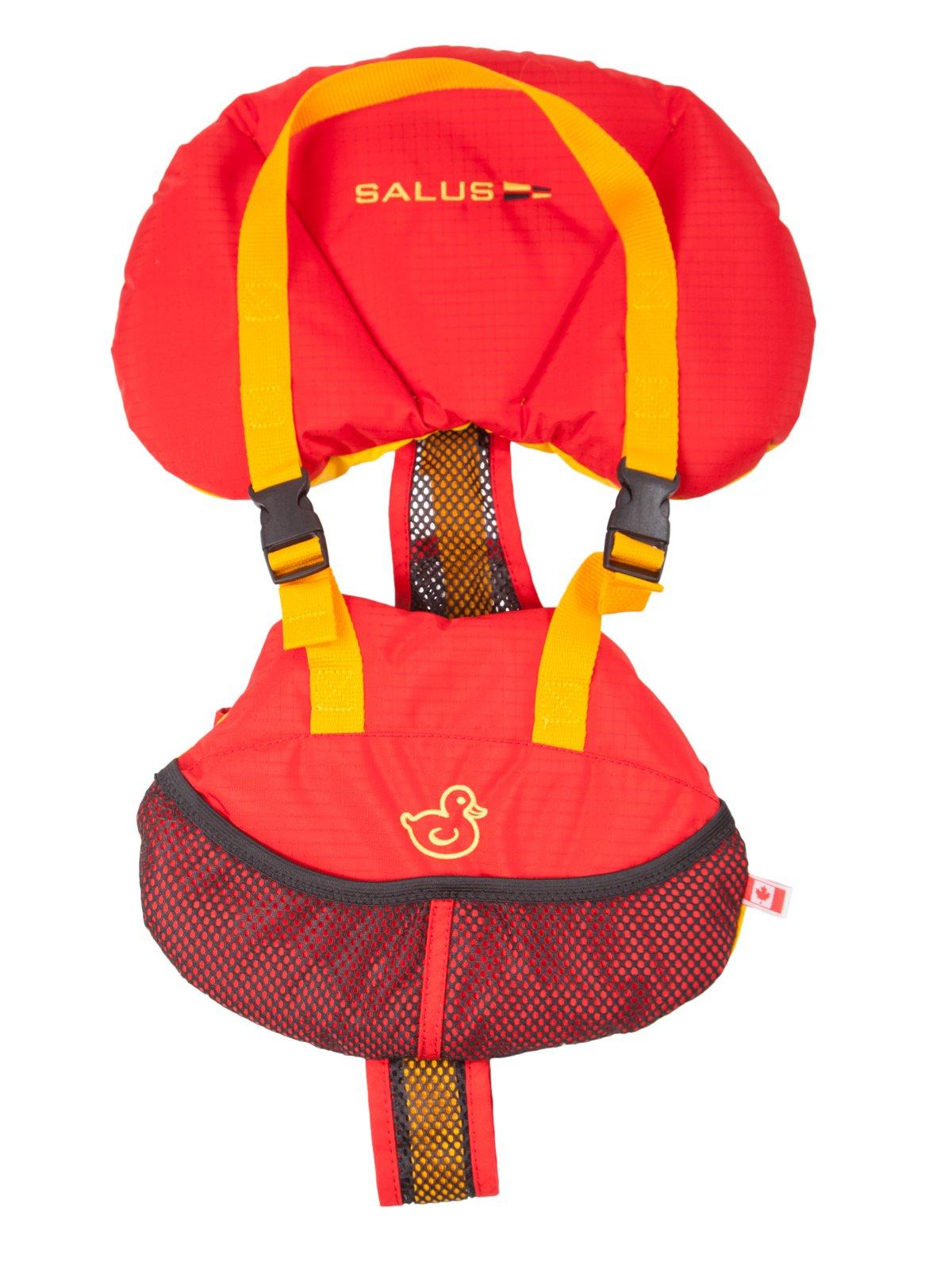 Salus Bijoux Baby Vest - Red by Salus (Image #1)