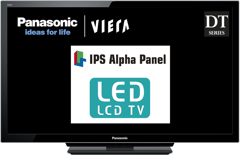 Panasonic TC-L37DT30 LED TV - Televisor (93,98 cm (37