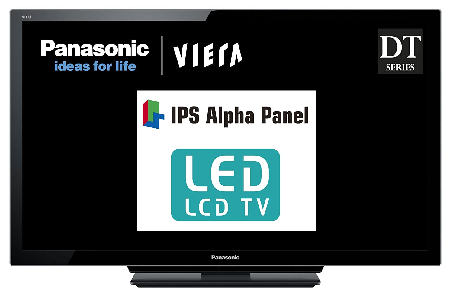 Amazon.com: Panasonic VIERA TC-L32DT30 32-Inch 1080p 3D LED HDTV:  Electronics